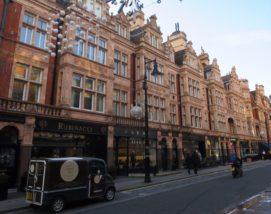 Mount St London
