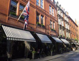 Shop Street London