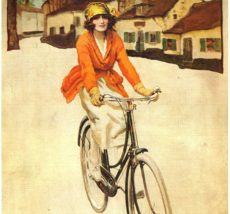 Raleigh Poster 1922