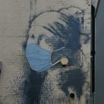Mask Banksy
